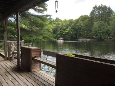 Single Family Home For Sale: 20 Old River Rd