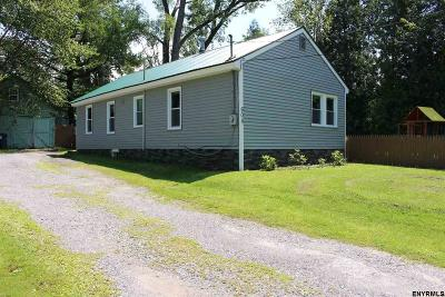 Ballston Spa Single Family Home For Sale: 604 Rock City Rd