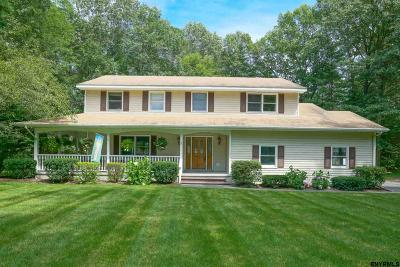 Saratoga Springs Single Family Home For Sale: 3 Bear Cub Crossing