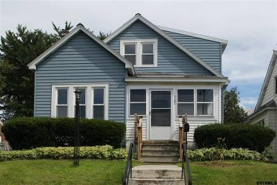 Single Family Home Sold: 123 Van Schoick Av