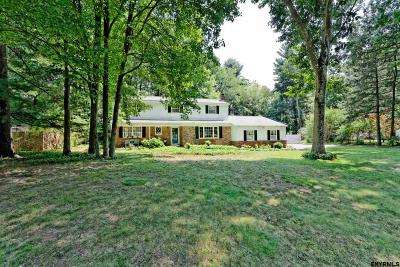Clifton Park Single Family Home Price Change: 14 Tanglewood Dr