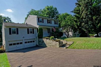 East Greenbush Single Family Home For Sale: 106 Horizon View Dr