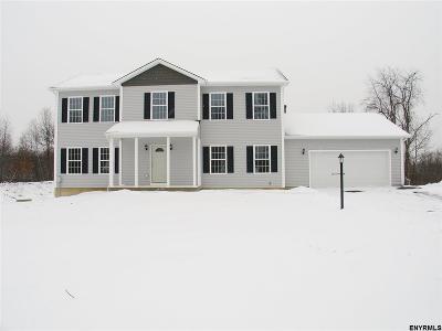 Halfmoon Single Family Home For Sale: 15 Smith Rd