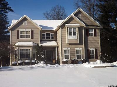 Wilton Single Family Home For Sale: 13 Fenimore Pl