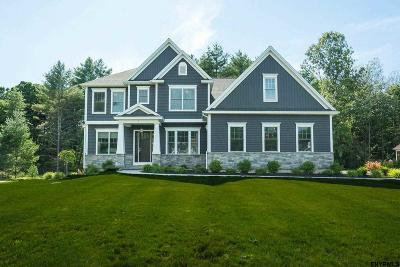 Saratoga County Single Family Home For Sale: 9 Rose Terr