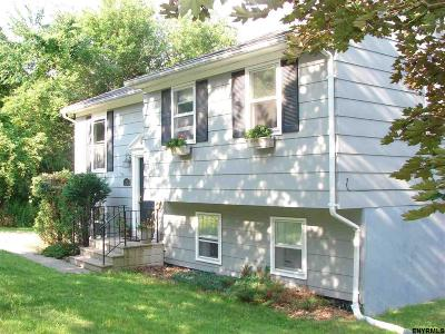 North Greenbush Single Family Home For Sale: 24 Laura La