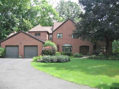 Colonie Single Family Home For Sale: 7 Turnberry Ln