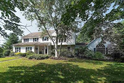 Bethlehem Single Family Home For Sale: 31 Caldwell Blvd