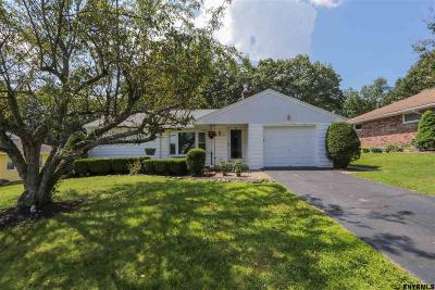 Gloversville Single Family Home For Sale: 21 Grandview Dr