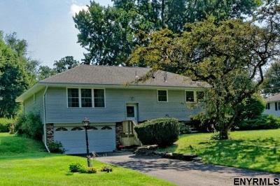 Colonie Single Family Home For Sale: 3 Westview Dr