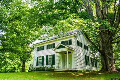 Columbia County Single Family Home For Sale: 90 Tipple Rd