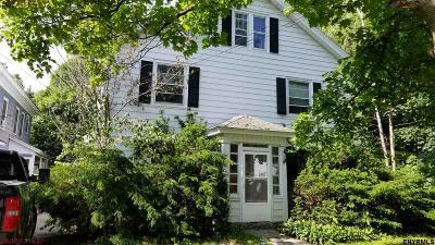 Gloversville Single Family Home For Sale: 69 Prospect Av
