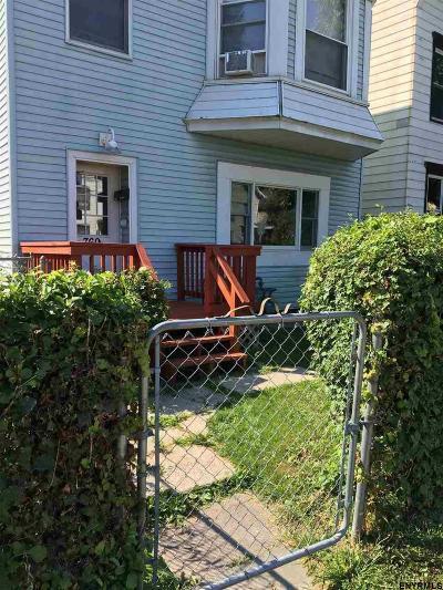 Troy Multi Family Home For Sale: 769 Second Av