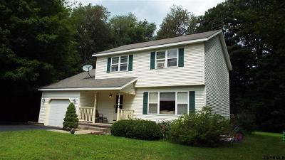Greenfield NY Single Family Home For Sale: $252,800