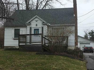 Colonie Single Family Home Price Change: 165 Consaul Rd