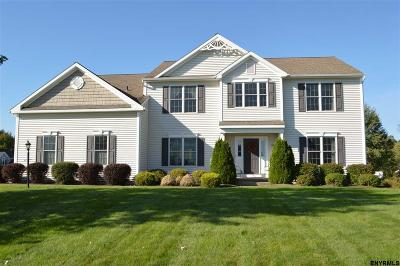 Saratoga County Single Family Home For Sale: 28 Rolling Hills Dr