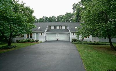 Guilderland Two Family Home For Sale: 5936 Curry Rd Ext