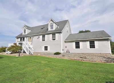 New Scotland Single Family Home For Sale: 2960 New Scotland Rd