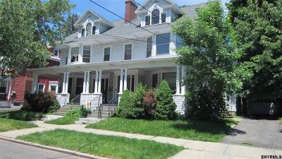 Albany Multi Family Home For Sale: 541 Myrtle Av