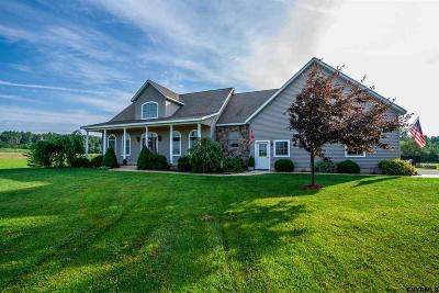 Schenectady County Single Family Home For Sale: 186 Delevan Rd