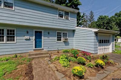 Bethlehem Single Family Home For Sale: 496 Huron Rd