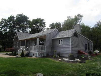 Colonie Single Family Home For Sale: 654 Sand Creek Rd