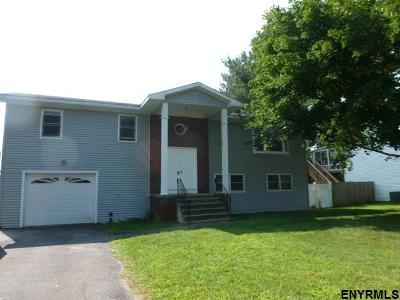 Colonie Two Family Home For Sale: 27 Delafield Dr