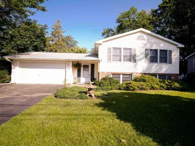 Colonie Single Family Home Price Change: 13 Joann Ct
