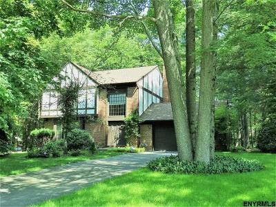 Clifton Park Single Family Home For Sale: 31 Via Da Vinci