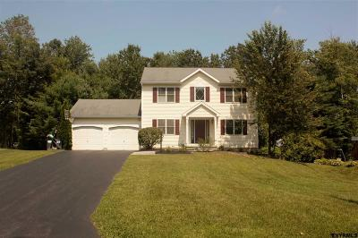 Clifton Park Single Family Home For Sale: 59 Willowbrook Ter