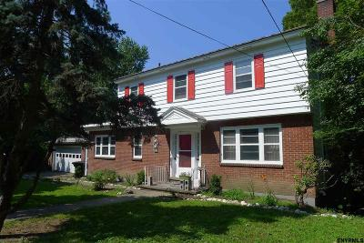 Troy Single Family Home For Sale: 5 24th St