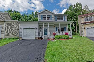 Single Family Home Closed (Final Sale): 5 Cheshire Ct