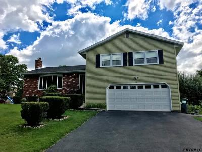 Colonie Single Family Home For Sale: 11 Windlass Dr