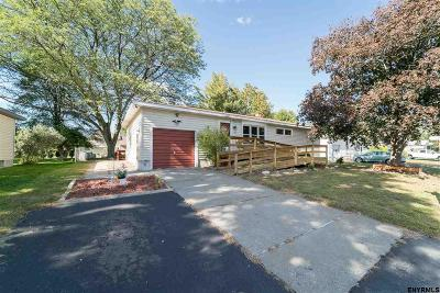 Colonie Single Family Home For Sale: 16 Louis Dr