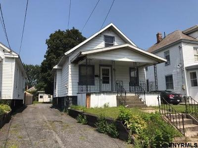 Schenectady Single Family Home New: 204 Edward St