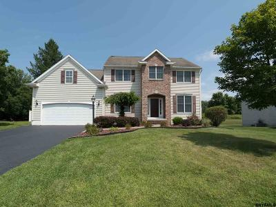 Guilderland Single Family Home For Sale: 170 Kennewyck Cir