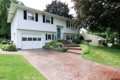 Colonie Single Family Home New: 22 College View Dr