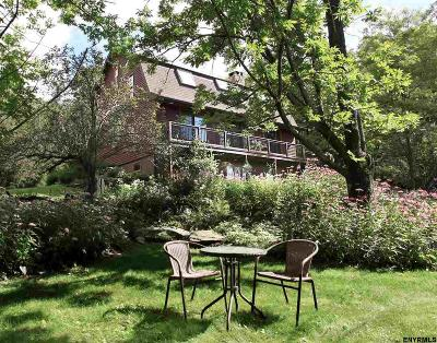 Rensselaer Single Family Home For Sale: 10 Pearson Rd