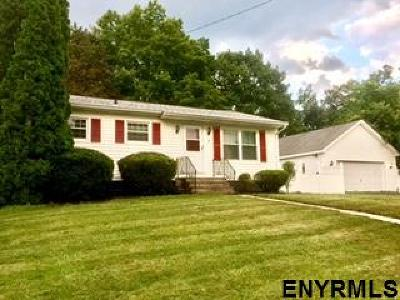 Troy Single Family Home New: 7 Pleasant Acres Dr