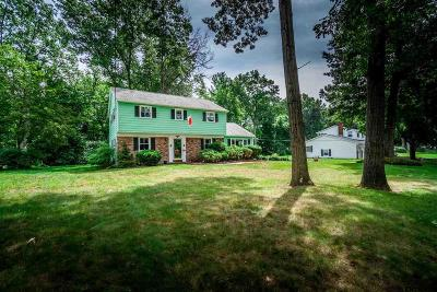 Clifton Park Single Family Home For Sale: 38 Hemlock Dr