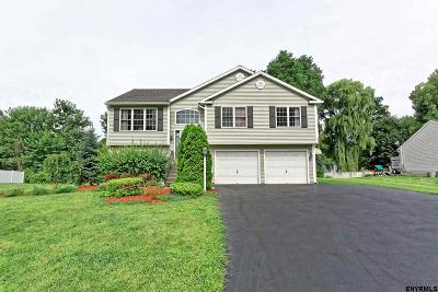 Colonie Single Family Home New: 240 Lishakill Rd