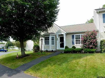Troy Single Family Home For Sale: 5 Horizon La