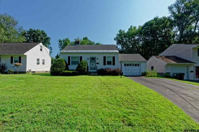 Colonie Single Family Home New: 53 Oakwood Dr