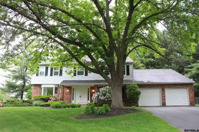 Colonie Single Family Home New: 35 Cloverfield Dr