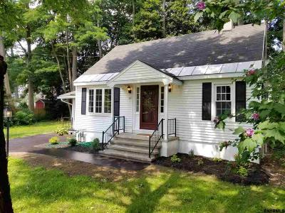 Colonie Single Family Home For Sale: 64 Shepard Av