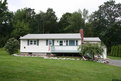 Single Family Home New: 287 Stove Pipe Rd