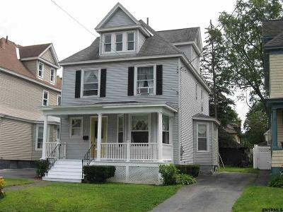 Schenectady Single Family Home New: 1142 Waverly Pl