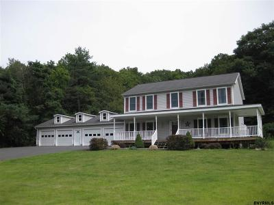 North Greenbush NY Single Family Home Pend (Under Cntr): $369,900