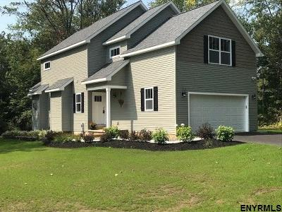 Guilderland Single Family Home For Sale: 129 Route 146