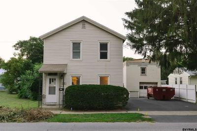 Saratoga Single Family Home New: 139 West Circular St